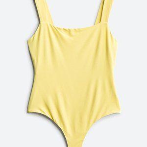 Katie Sturino X Stitch Fix NWT 3X Yellow Body Suit
